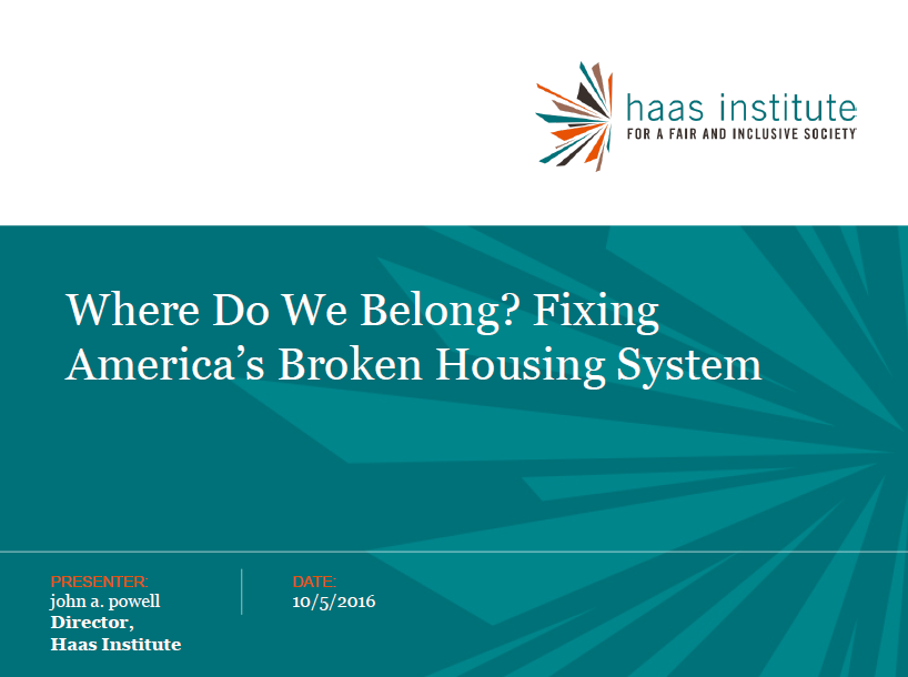 Broken Housing System Presentation Slide