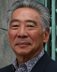 Michael Omi portrait