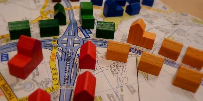 Segregated Neighborhoods image, Chris Jones, CC Licence via Flickr