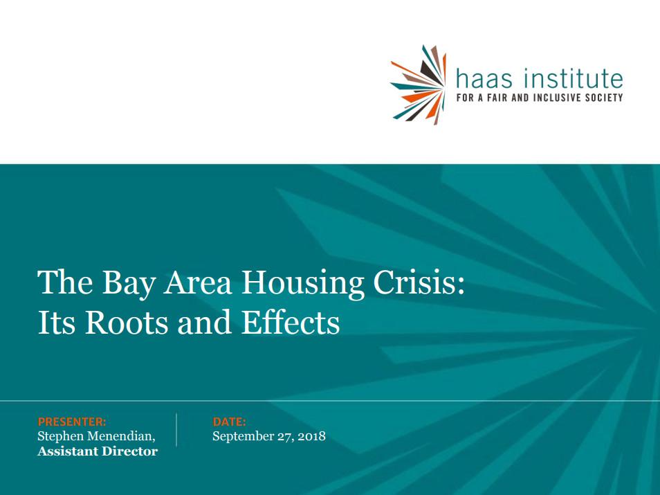 Housing Affordability slide deck cover image